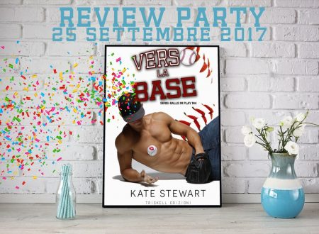 REVIEW PARTY: Verso la base di Kate Stewart | Recensione di Deborah