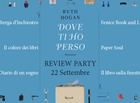 Review Party: Dove ti ho perso di Ruth Hogan