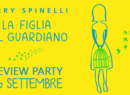 Review Party: La figlia del guardiano di Jerry Spinelli
