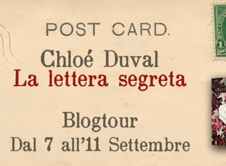 BLOGTOUR: La lettera segreta di Chloé Duval – Recensione