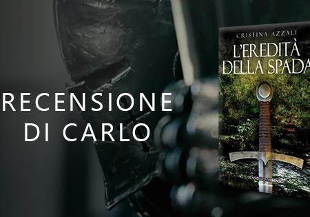 Recensione: L'eredità della spada di Cristina Azzali