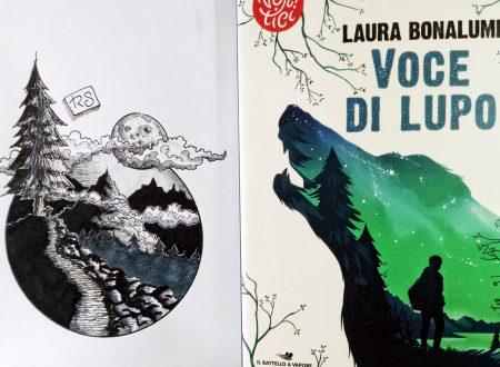 Recensione: Voce di Lupo di Laura Bonalumi (Il Battello a Vapore)