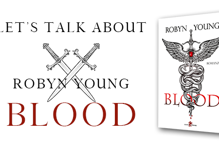 Let's talk about: Blood di Robyn Young