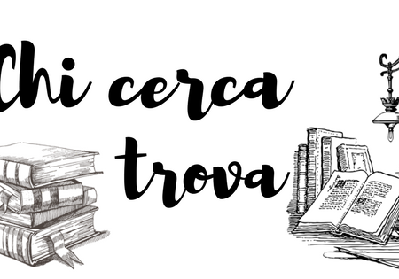Chi cerca trova – Day #8: Libri in vista!