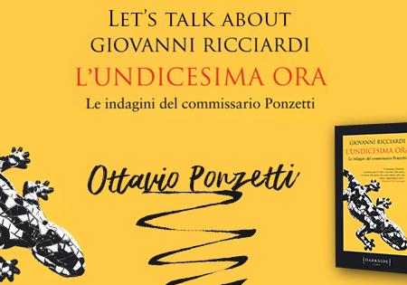 Let's talk about: L'undicesima ora di Giovanni Ricciardi