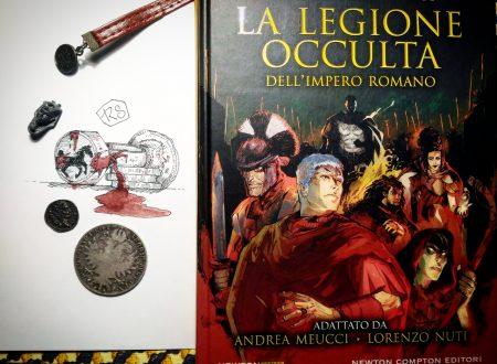 """Recensione: """"La Legione Occulta"""" di Roberto Genovesi (Newton Comics)"""