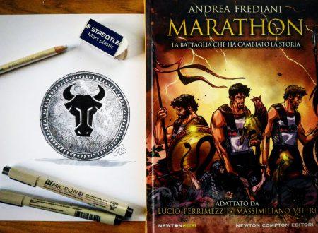 Recensione: Marathon di Andrea Frediani (Newton Comics)