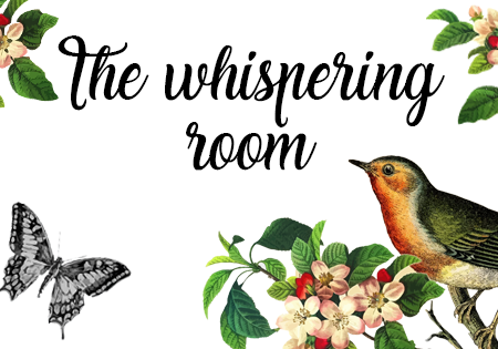 The Whispering room: Cenere di Elisa Emiliani