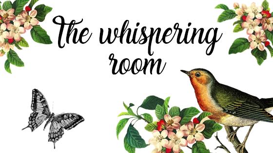 The whispering room: L'amore non è mai come sembra di Francesca Redolfi