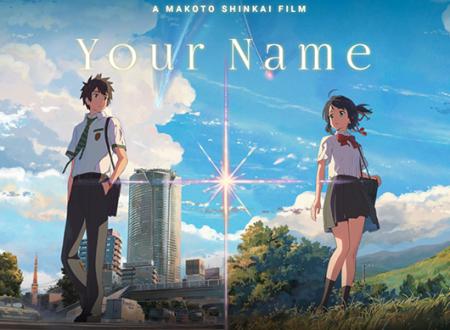 """Let's talk about: """"Your Name"""" di Makoto Shinkai"""