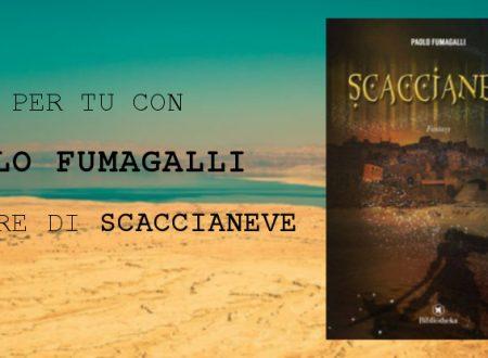 A tu per tu con Paolo Fumagalli