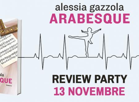 Review Party: Arabesque di Alessia Gazzola