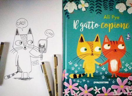 Recensione: Il gatto copione di Ali Pye (DeAgostini)