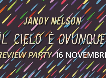 Review Party: Il cielo è ovunque di Jandy Nelson