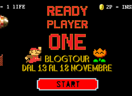 BLOGTOUR: Ready Player One di Ernest Cline – Recensione