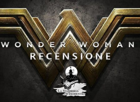 Recensione film: Wonder Woman di Patty Jenkins (Warner Bros)