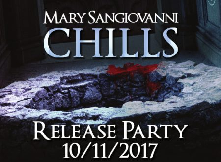 Review Party: Chills di Mary Sangiovanni