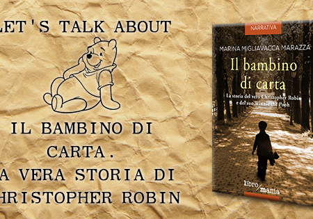 Let's talk about: Il bambino di carta di Marina Migliavacca Marazza