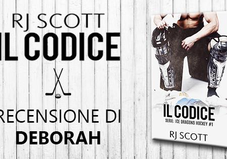 Il codice di RJ Scott | Recensione di Deborah