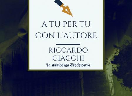 A tu per tu con Riccardo Giacchi