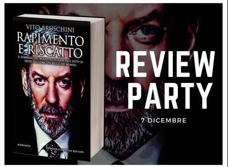 Review Party: Rapimento e riscatto di Vito Bruschini