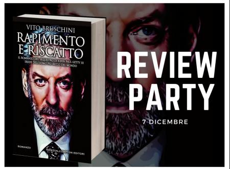 Review Party: Rapimento e riscatto di Vito Bruschini