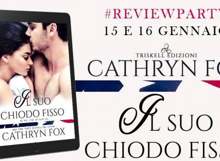 Review Party: Il suo chiodo fisso di Cathryn Fox