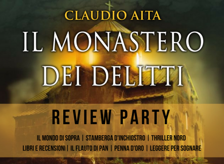 Review Party: Il monastero dei delitti di Claudio Aita