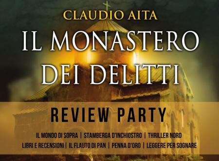 Review Party: Il monastero dei delitti di Claudio Aita