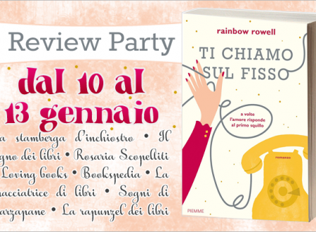 Review Party: Ti chiamo sul fisso di Rainbow Rowell