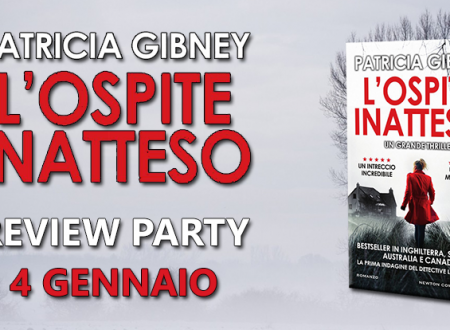 Review Party: L'ospite inatteso di Patricia Gibney
