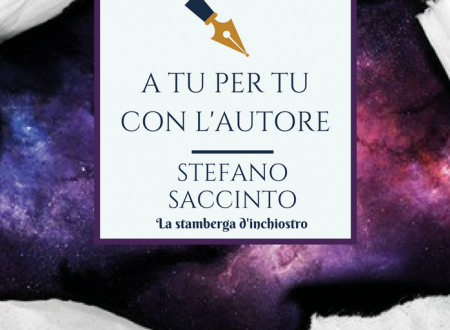 A tu per tu con Stefano Saccinto