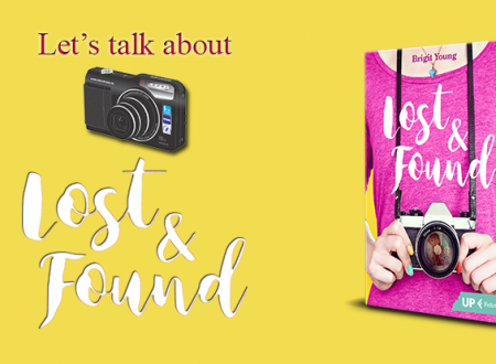 Let's talk about: Lost & Found di Brigit Young