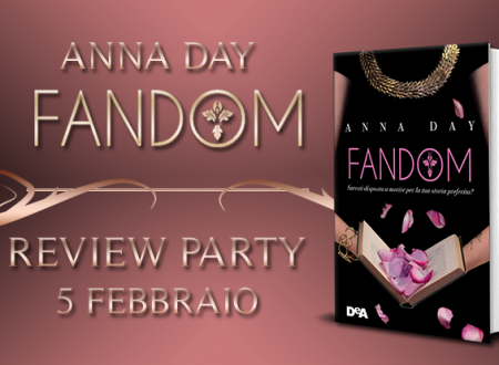 Review Party: Fandom di Anna Day