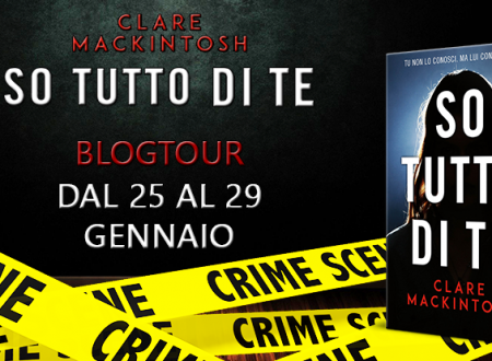 BLOGTOUR: So tutto di te di Clare Mackintosh – Vi presento Zoe Walker