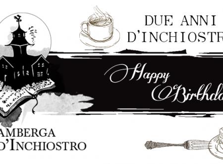Birthday giveaway: Due anni d'inchiostro – Tanti auguri, stamberga!