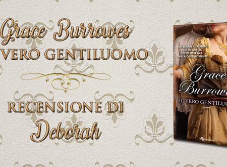 Il vero gentiluomo di Grace Burrowes | Recensione di Deborah
