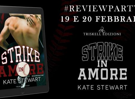 Review Party: Strike in amore di Kate Stewart