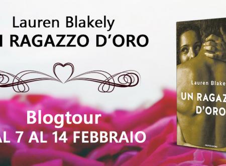 BLOGTOUR: Un  ragazzo d'oro di Lauren Blakely – Focus: amicizia e amore