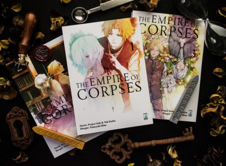 Inku Stories #1: The Empire of Corpses (Star Comics)