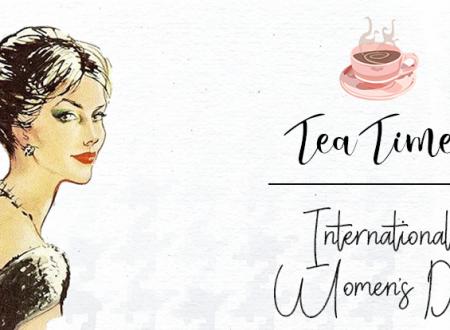 Tea Time: Consigli di lettura per la Festa della Donna