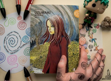 Inku Stories: Uzumaki. Spirale #1 di Junji Ito (Star Comics)
