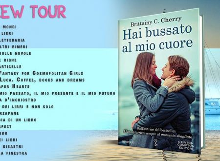 Review Party: Hai bussato al mio cuore di Brittainy C. Cherry