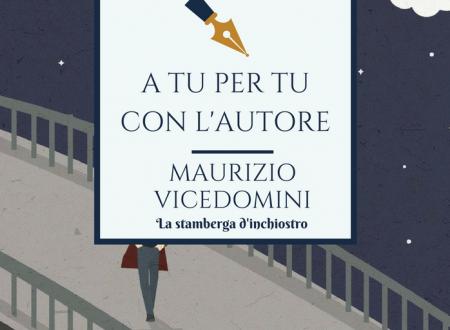 A tu per tu con Maurizio Vicedomini