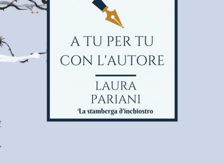 A tu per tu con Laura Pariani