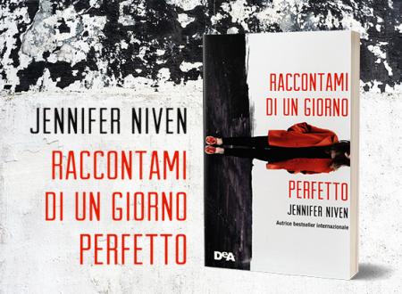 Domino Letterario: Raccontami di un giorno perfetto di Jennifer Niven