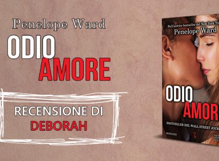 Odio Amore di Penelope Ward | Recensione di Deborah