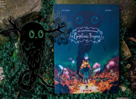 Recensione: La spaventosa paura di Epiphanie Frayeur di Gauthier e Lefèvre (Tunué)