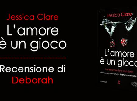 L'amore è un gioco di Jessica Clare | Recensione di Deborah