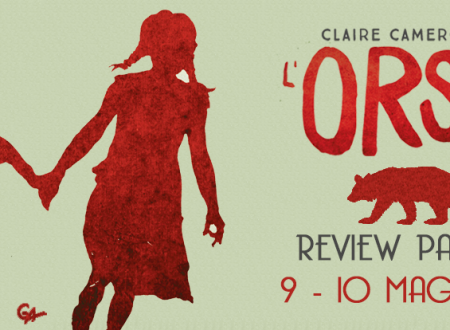 Review Party: L'orso di Claire Cameron